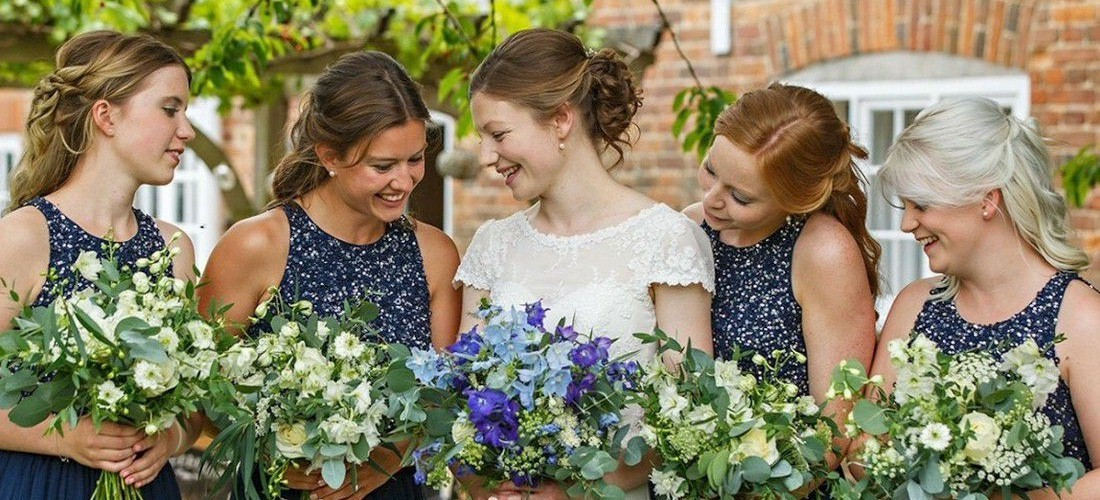 Norfolk wedding hair and makeup